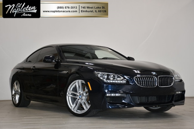 2013 BMW 650i 650i Coupe