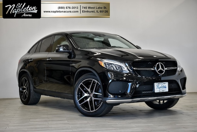 2016 Mercedes-Benz GLE GLE 450 SUV
