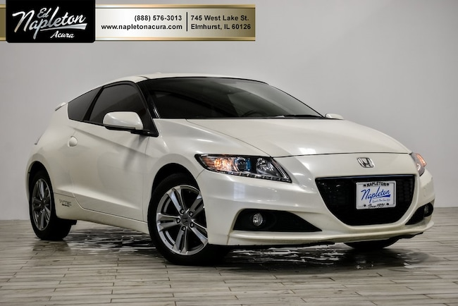 2013 Honda CR-Z EX Coupe