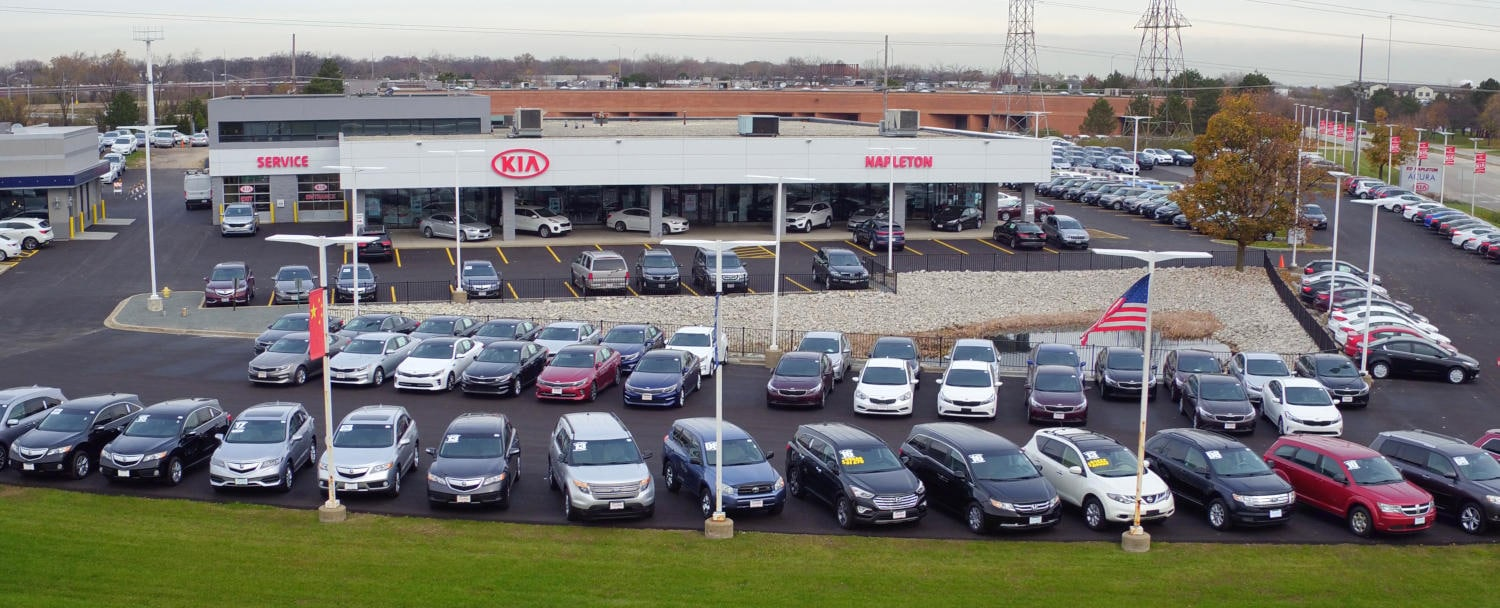 Kia Dealership Naperville IL 60540