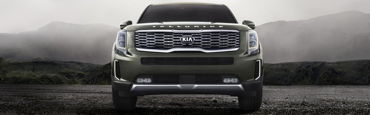 All-New 2020 Kia Telluride