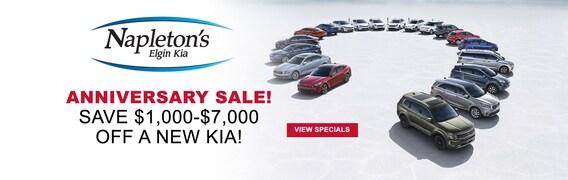 Napleton Kia Elgin >> Napleton S Elgin Kia New Used Kia Dealership Near Chicago