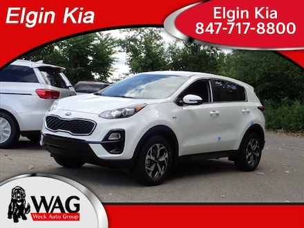 2021 Kia Sportage LX SUV
