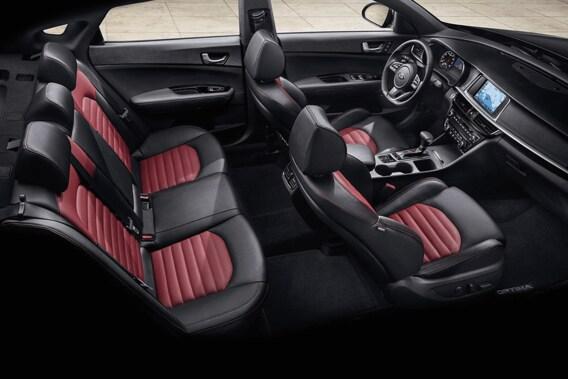 Kia Optima Vs 2019 Honda Accord Compare Sedans