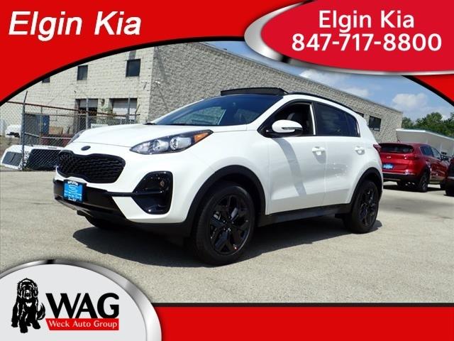 2021 Kia Sportage SUV
