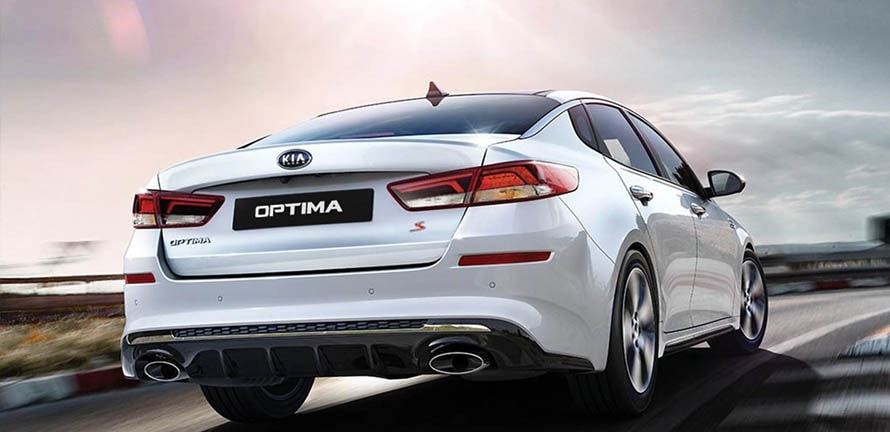 test drive kia optima midize sedan