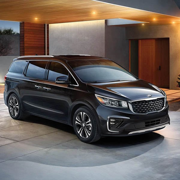 kia sedona safety rating