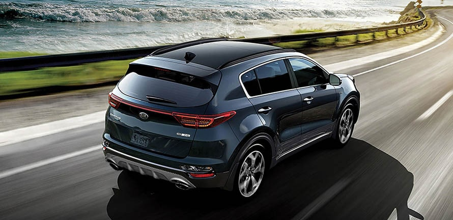 test drive new kia sportage for sale