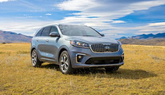 new kia  sorento deals near me
