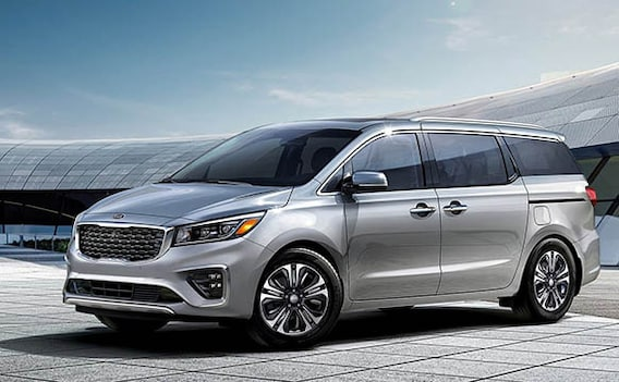 New 2020 Kia Sedona Minivan For Sale Fishers In Napleton Kia Of Fishers