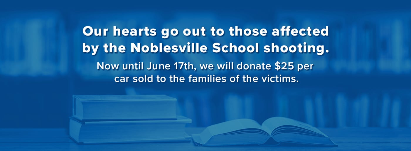 Noblesville School Shooting Donation