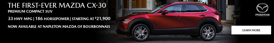 The First Ever MAZDA CX-30