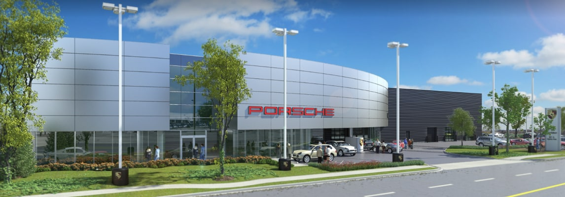 Porsche Dealership Near Highland Park, IL