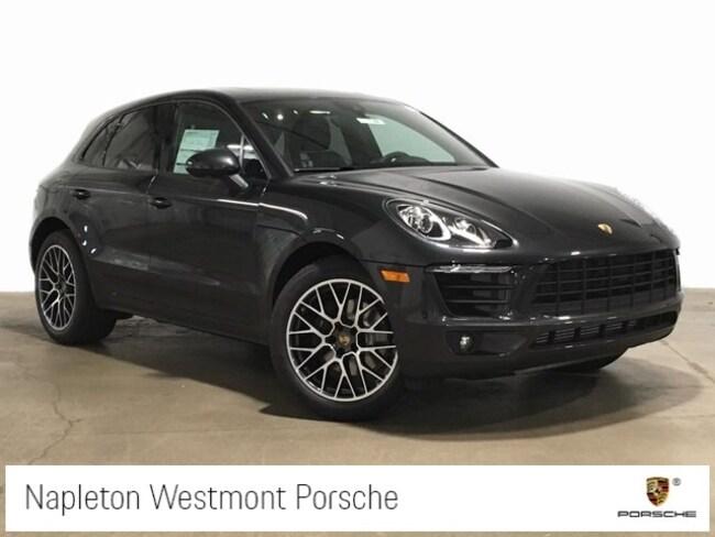 2018 Porsche Macan Sport Edition SUV