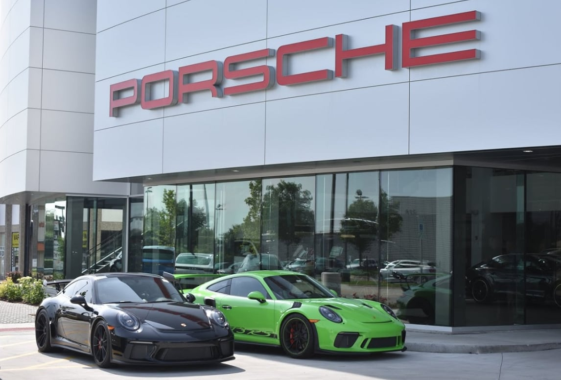 Napleton Westmont Porsche - Porsche Dealership Near Downers Grove, IL