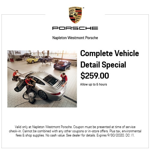 Complete Vehicle Detail Special
