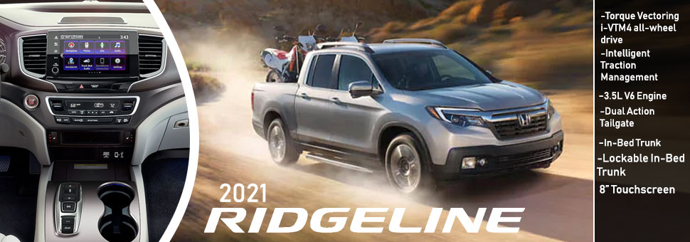 Honda Ridgeline Chicago Sale
