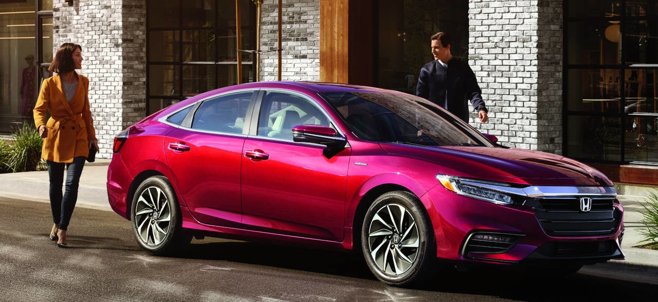 2019 Honda Insight Hybrid Car Chicago