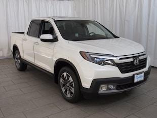 2019 Honda Ridgeline RTL-E Truck