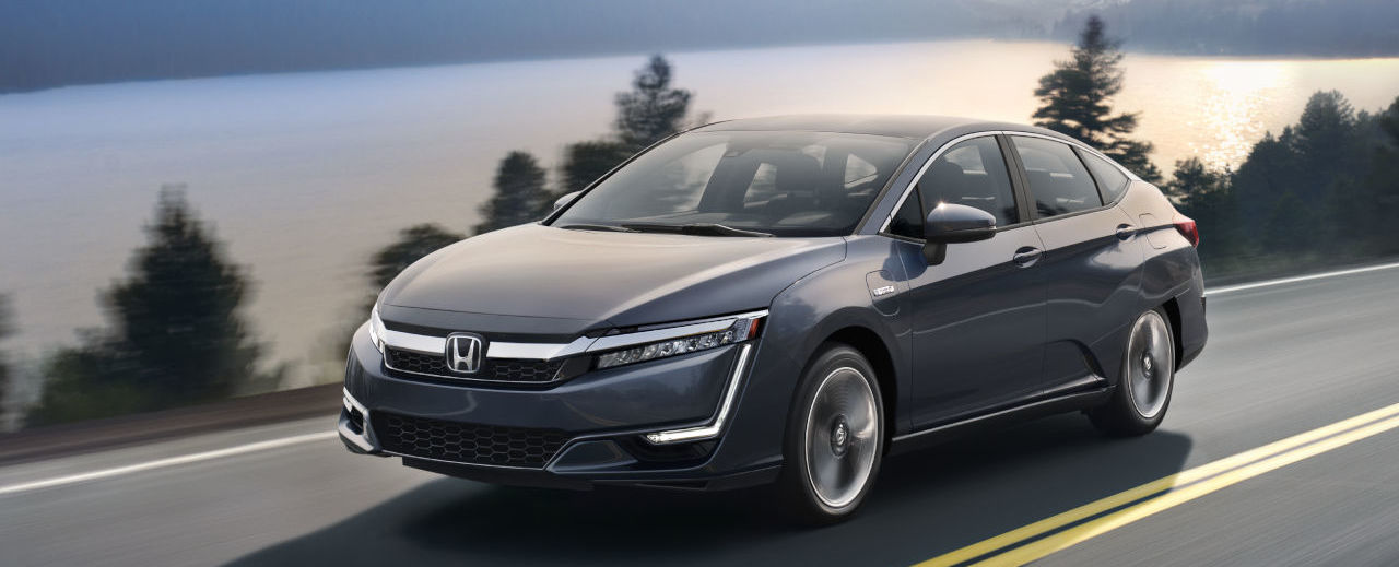 Honda Clarity Hybrid Car Chicago