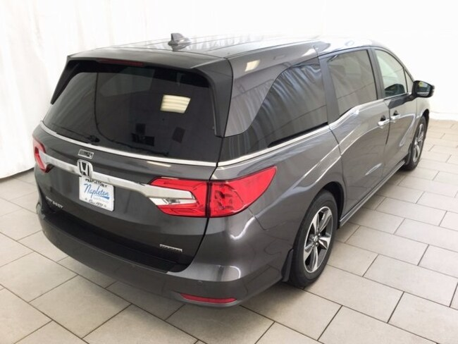 Napleton River Oaks >> 2019 Honda Odyssey Touring Minivan/Van for Sale in Lansing, IL   Stk#N7835