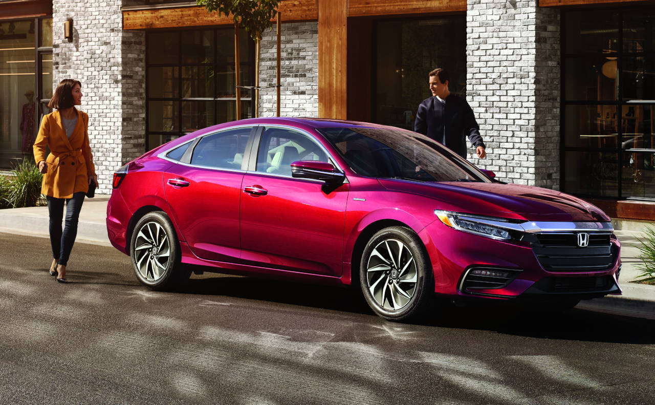2019 Honda Insight Chicago
