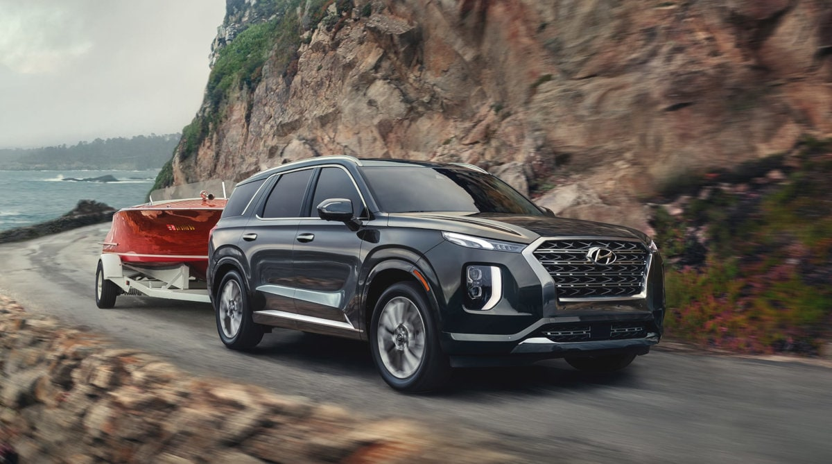 2020 Hyundai Palisade Performance and Engine