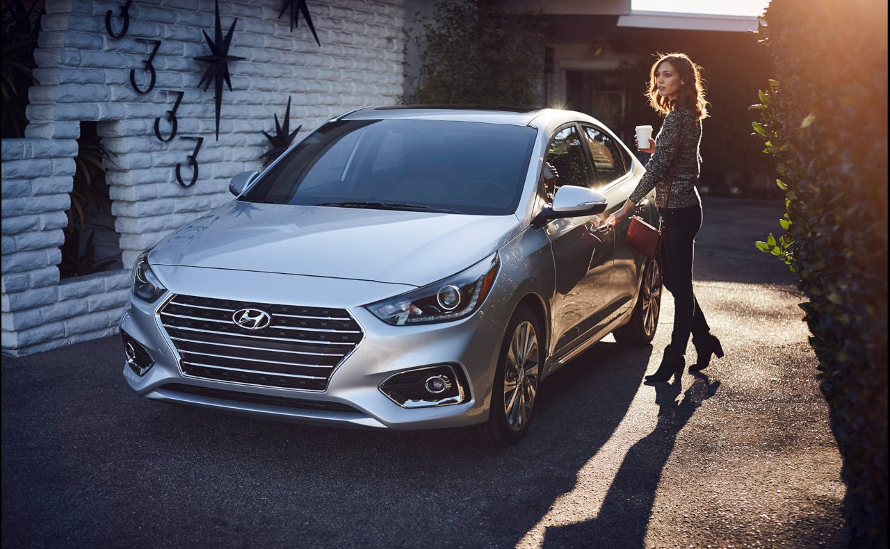 2019 Hyundai Accent Cars