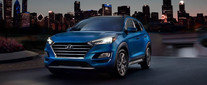 New Hyundai Tucson Chicago