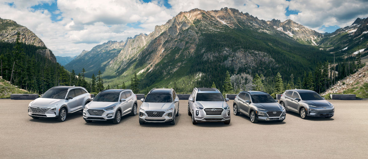 Hyundai Model Lineup of Reliable Vehicles