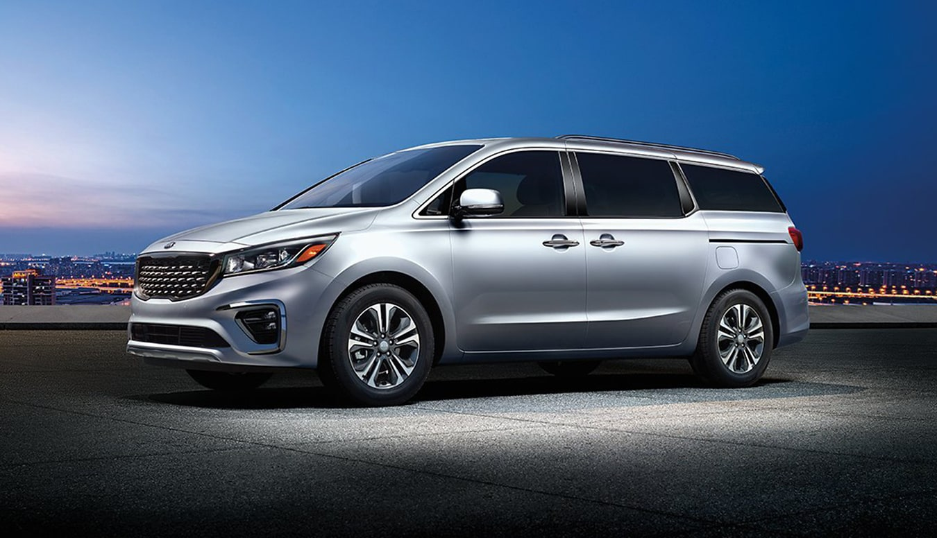 New Kia Sedona Minivan Chicago