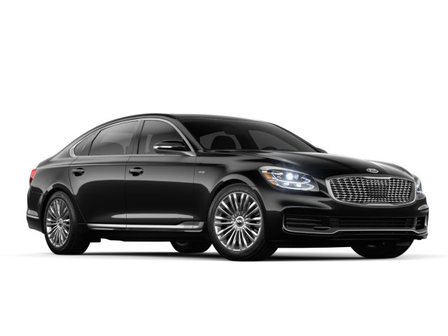 New 2019 Kia K900 Luxury Sedan