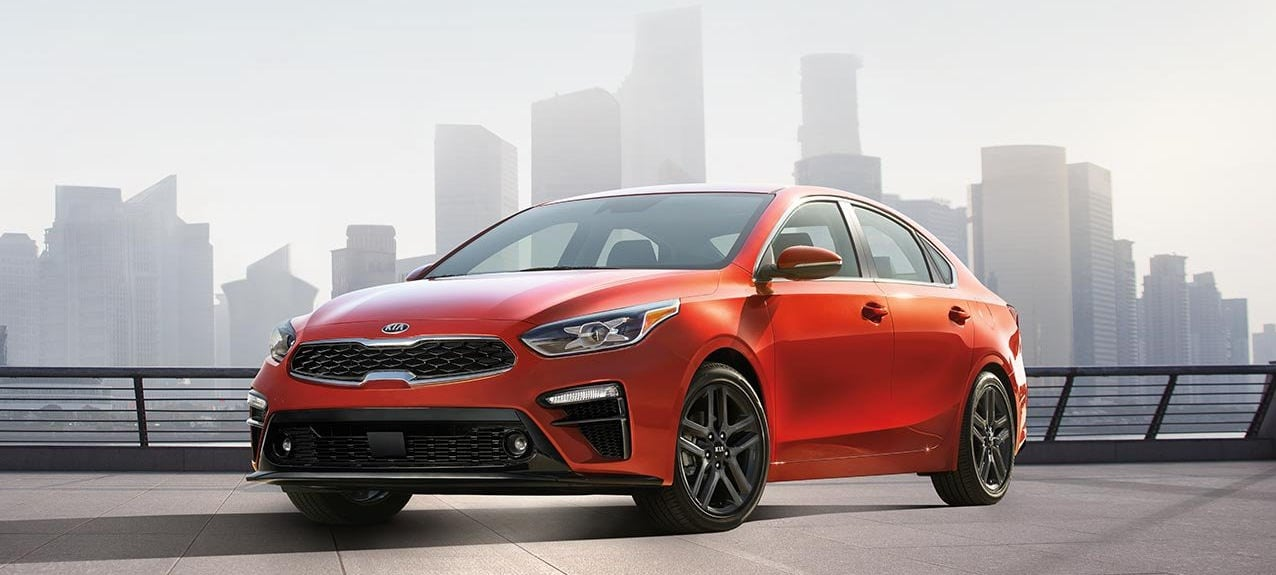 New 2019 Kia Forte Car