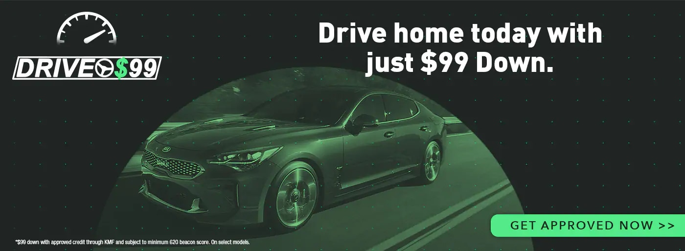 Kia Finance Bad Credit >> Drive For 99 Bad Credit Auto Loans No Problem River Oaks Kia