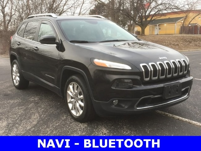 2015 Jeep Cherokee Limited FWD SUV