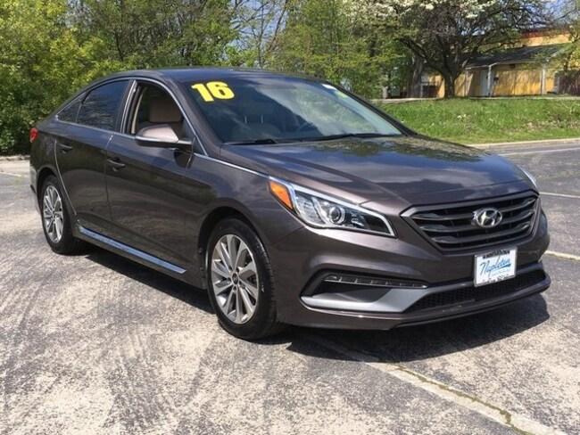2016 Hyundai Sonata Sport Sedan
