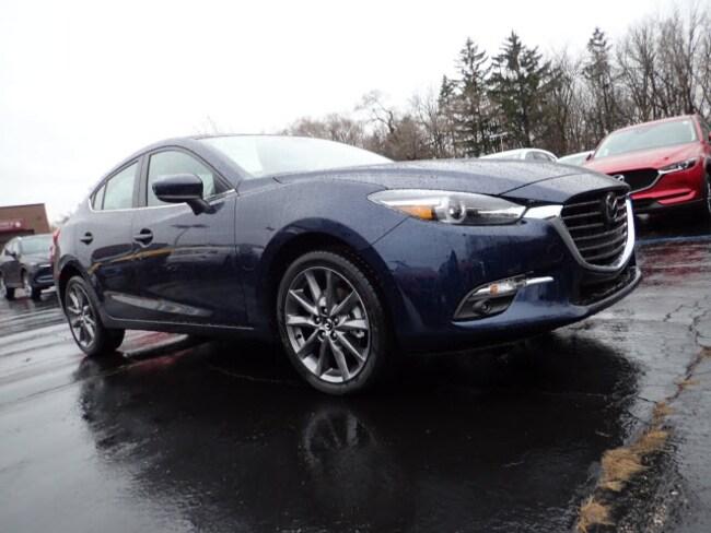 new Mazda vehicles 2018 Mazda Mazda3 Grand Touring Sedan for sale near you in Arlington Heights, IL