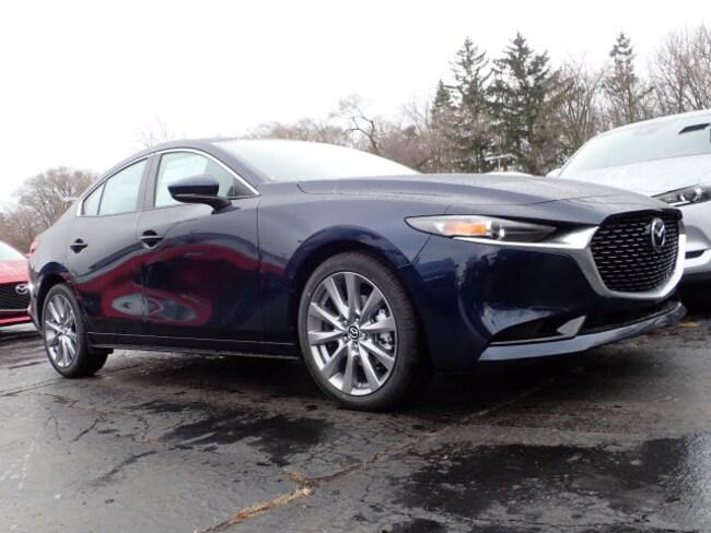 new Mazda vehicles 2019 Mazda Mazda3 Select Package Sedan for sale near you in Arlington Heights, IL