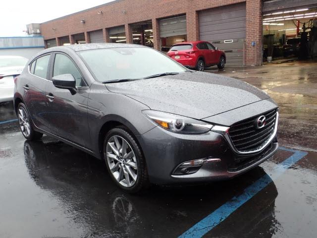 New Mazda Vehicles 2018 Mazda Mazda3 Grand Touring Hatchback For Sale Near  You In Arlington Heights