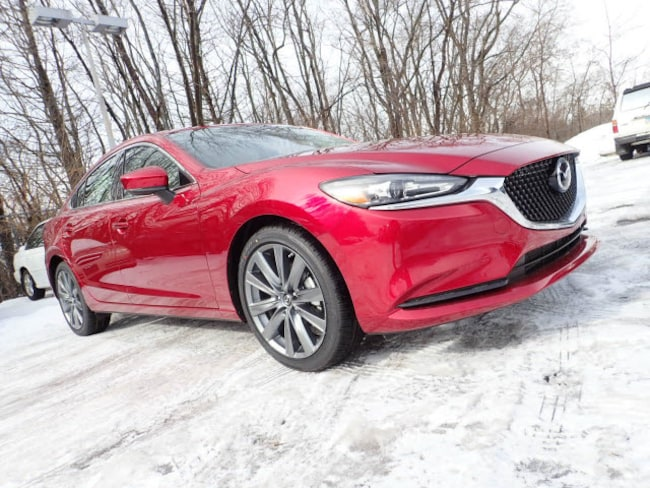 new Mazda vehicles 2018 Mazda Mazda6 Grand Touring Sedan for sale near you in Arlington Heights, IL