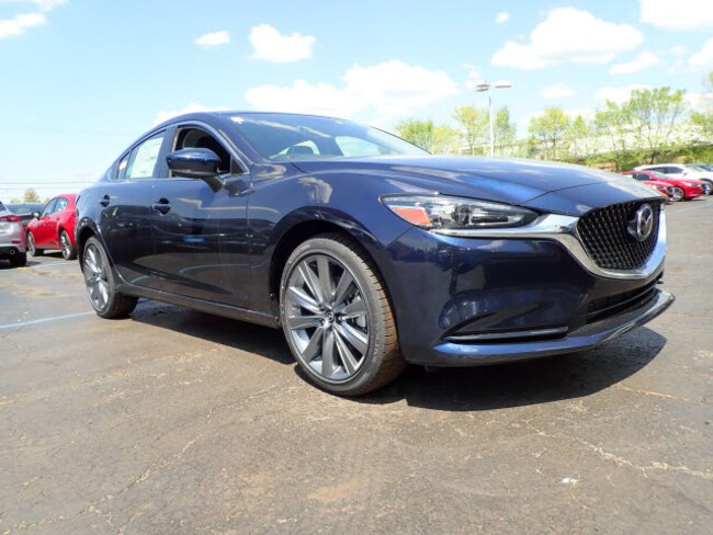 new Mazda vehicles 2019 Mazda Mazda6 Grand Touring Sedan for sale near you in Arlington Heights, IL