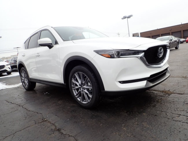 new Mazda vehicles 2019 Mazda Mazda CX-5 Grand Touring SUV for sale near you in Arlington Heights, IL