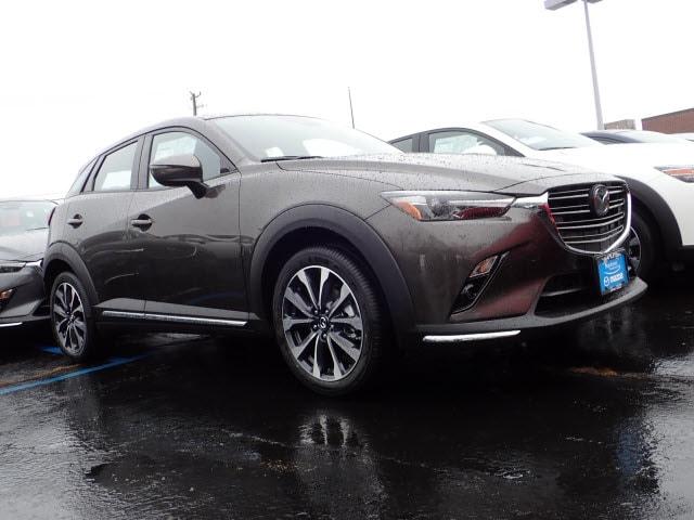 Featured new Mazda vehicles 2019 Mazda Mazda CX-3 Grand Touring SUV for sale near you in Arlington Heights, IL