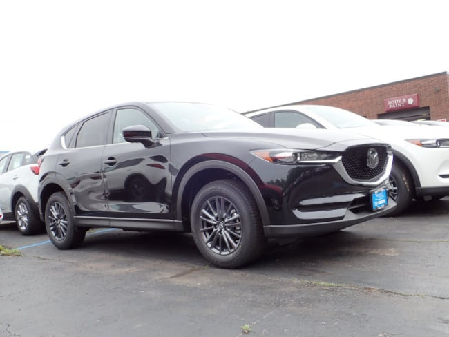 new Mazda vehicles 2019 Mazda Mazda CX-5 Touring SUV for sale near you in Arlington Heights, IL