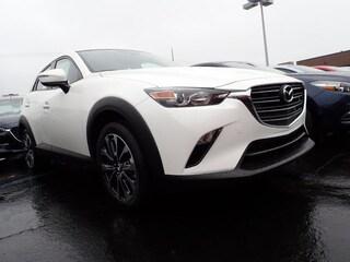 new Mazda vehicle 2019 Mazda Mazda CX-3 Touring SUV for sale near you in Arlington Heights, IL