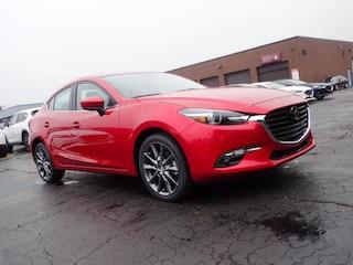 new Mazda vehicle 2018 Mazda Mazda3 Grand Touring Sedan for sale near you in Arlington Heights, IL