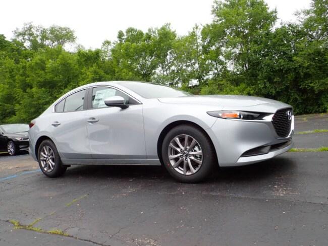 new Mazda vehicles 2019 Mazda Mazda3 Sedan for sale near you in Arlington Heights, IL