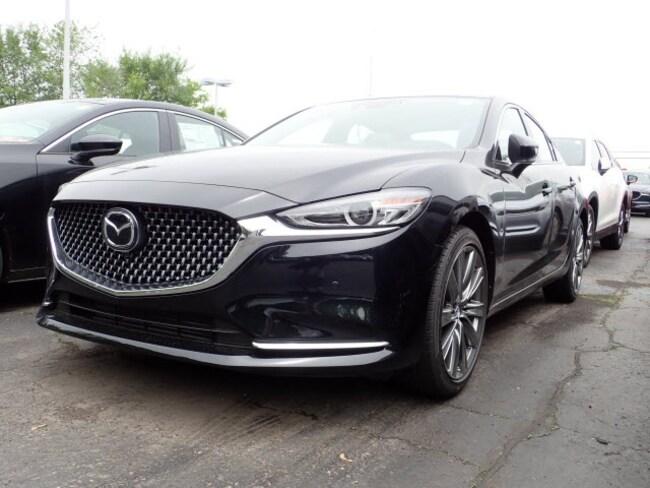 new Mazda vehicles 2019 Mazda Mazda6 Signature Sedan for sale near you in Arlington Heights, IL