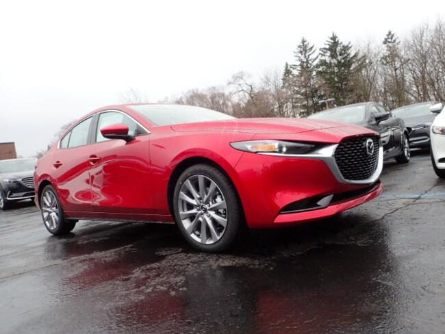 new Mazda vehicles 2019 Mazda Mazda3 Preferred Package Sedan for sale near you in Arlington Heights, IL