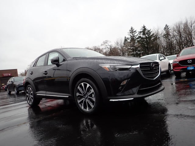Featured new Mazda vehicles 2019 Mazda Mazda CX-3 Grand Touring SUV for sale near you in Arlington Heights, IL